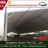 Best Fire retardant large industrial A Frame Tent for storage / Durable outdoor event tent wholesale