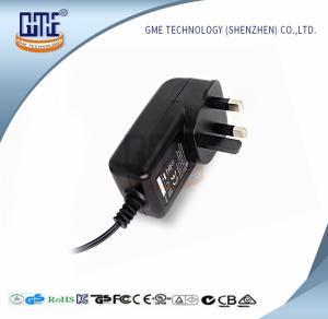 TV Set AC DC Power Adapter UK Plug Wall Mount 550mA max Input current