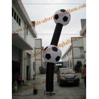 Cheap Durable Advertising Inflatable Air Dancer With Football Shaped of Celebration AIR-2 for sale