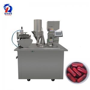 China CGN-208 Dose Accurate Semi-Auto Capsule Filling Machine,machine remplisseuse capsule semi automatique on sale