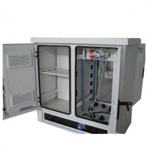 Best Telecom Communication Network Equipment Rack Aluminum Enclosure Double Layer wholesale