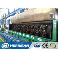 Best High Speed Aluminium Wire Rod Drawing Machine Separate Motor Controlled wholesale