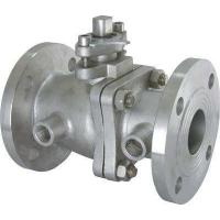 Quality Heat Preservation Jacket Insulation floating type ball valve With Lever Operator wholesale