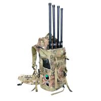 Blocking cell phone signals - High power Manpack Jammer Blocker for GSM/3G2100MHz/4glte