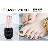Best Professional Green Glitter Gel Nail Polish For Nail Art Environmently No Fade wholesale