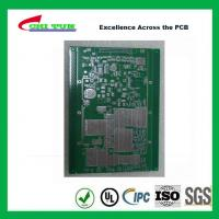 Cheap Making 8 Layer Quick Turn PCB Prototypes Lead Free HASL Power Amplifier Pcb for sale