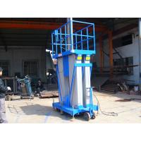 Best Safety and Stable Hydraulic Guide Rail Lift Platform wholesale