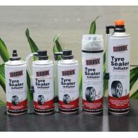 Best Car Tyre Repair Automotive Cleaning Products Tyre Puncture / Leak Sealer Inflator wholesale