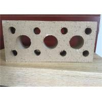 Best low water absorption hollow clay brick , hollow building blocks for walls wholesale