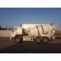 Best 8m3 Loading Capacity Used Concrete Mixer Truck With Intelligent Wechai Engine wholesale