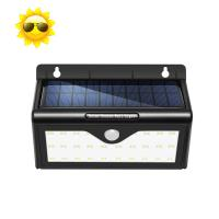 Details of Outdoor Solar Powered Motion Sensor LED Light Solar Garden Light Wall Mounted - 107222121