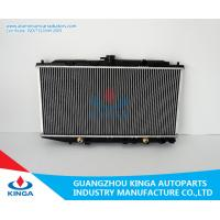 Best Aluminum Honda Radiator Fits CIVIC / CRX ' 88-91 EF2.3 OEM 19010-PM3-901/902 wholesale