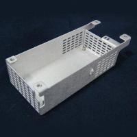 Best Mild Steel CNC Sheet Metal Fabrication Black Zinc Plating Housing / Enclosure wholesale