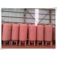 Best Red Color Water Pump Diaphragm Pressure Tank For Water Supply System High Building wholesale