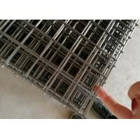 China Black Annealed 1x2 Steel Bar Iron Welded Wire Mesh Panels Building on sale