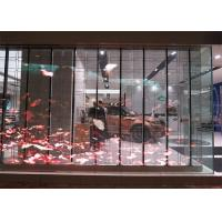 Best P6mm Full Color Transparent LED Screen Indoor Usage Glass LED Display Outdoor LED Screen wholesale