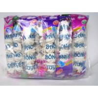 Best Bread Shape White Colored Marshmallow Candy 5pcs In One Bag OEM wholesale