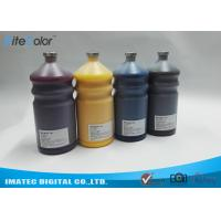 Best Disperse Dye Sublimation Printer Ink for Epson DX-5 / DX-7 Print Head wholesale