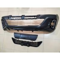 Best ABS Material Auto Body Kits Front Bumper Guard For Toyota Hilux Rocco wholesale