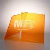 Buy cheap 3mm Acrylic Orange Perspex Sheet Cutting Perspex Plastic Board Sheet Plexiglass from wholesalers