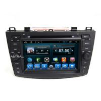Cheap Mazda 5 GPS Navigation System Camera RDS with voice guide for sale