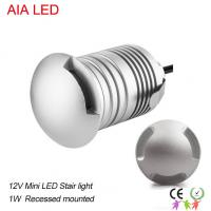 Best 3sides 3W outside LED underground light/LED inground light/LED Garden light wholesale