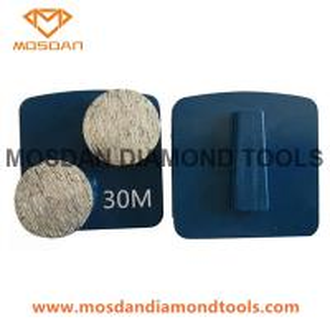 Best Scanmaskin 2 Button Metal Bond Diamond Tools wholesale