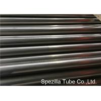 Best Hydraulic Welded Stainless Steel Tube ASTM A269 TP316 Round Mechanical Tubing 6.35MM - 50.8MM wholesale