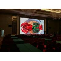 Best Full Color Digital Custom Led Display , Flexible Led Display Screen 64*64 wholesale