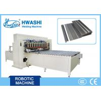Best Hwashi 1 year warranty Stainless Steel Sheet Metal Welder Multi-point  with Best price and  High efficiency wholesale