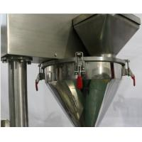 Semi-automatic detergent powder packing machine auger filler machine