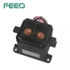 Best High Voltage DC Contactor/Relay 150A 200A 250A/12~750V External thread bolt Outgoing line type Wide Voltage wholesale
