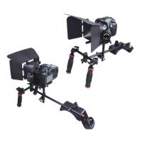 Cheap New dslr rig kit with matte box+follow focus+Counterweight for sale