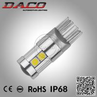 Buy cheap T10 3030 9 smd non-polarized 9-30V from wholesalers