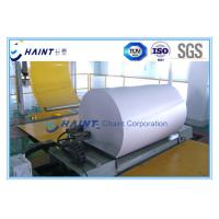 Best Paper Plant Paper Roll Handling Conveyor , Material Handling Conveyor Systems wholesale