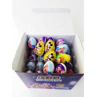 Best 7g Chocolate Egg Funny And Lovely Kids' Snack Pop Snacks Taste Sweet And Crisp wholesale