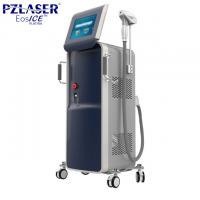 Cheap Skin Tightening 808 Laser Hair Removal Device , Home Laser Hair Reduction Machine for sale