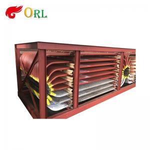 Best 1 Ton Steam Boiler Water Wall , High Strength Gas Fire Steam Boiler Water Tube wholesale