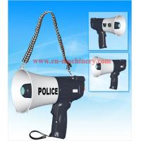 Best Megaphone CE Certified 45W High Power Car Megaphone with VHF Wireless Microphone wholesale