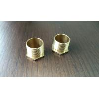 China Brass Male Bush/Copper Bushing/Electrical Conduit Bushing Hex Head Threaded on sale