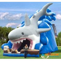 Best inflatable fun city/ inflatable slide/ inflatable playground wholesale