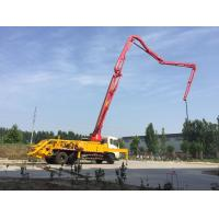 Best 37m Concrete Pump Truck cost-effective Special Purpose Trucks pumping liquid concrete wholesale