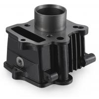 Best DY50--50cc Black Motorcycle 4 Stroke Cylinder Air Cooled Mode , 39mm Bore Diameter wholesale