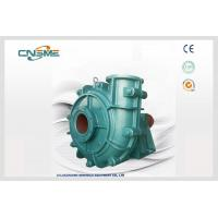 Best Industrial Metal Heavy Duty Slurry Pump SH / 200ST Centrifugal Type wholesale