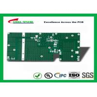 Immersion Tin Surface Finished Single Sided PCB Board With One Layer Copper 35um