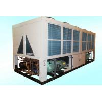 Best 128KW Industrial Air Cooled Screw Chiller , Air - Cooled Scroll Chillers For Rubber wholesale