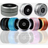 China Wireless Portable Bluetooth Speaker Rechargeable for iPod / Sony / iPad Mini on sale
