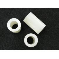 China Industrial Plastic Bushings Bearings 6mm White Fire Resistance UL 94V-2 on sale