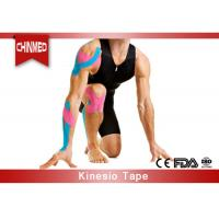 China Kinesio Tape Kinesiology Therapeutic Tape Blue Percut Kinesio Technology on sale