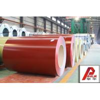 Best CGCC , EN10169 Prepainted Galvanized Steel Coil / color coated steel coil for wall panel wholesale